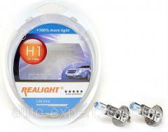 Автомобильные галогенные лампы