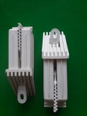 Комплектуючі для склопакетів