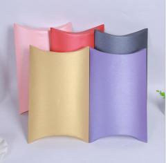Коробка подушка для парфюмерии