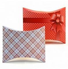 Коробка подушка для ювелирных изделий