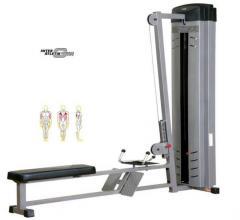 Exercise machine, Lower draft, InterAtletikGym,