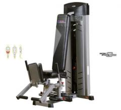 The exercise machine for the coming and taking