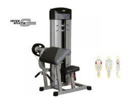 Exercise machine, Biceps car, InterAtletikGym,