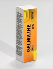 Капли от паразитов Gelmilinе (Гельмилайн)