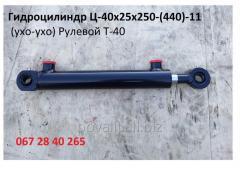 Гидроцилиндр Ц-40х25х250-(440)11 (ухо-ухо)...