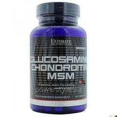 Добавки для спортсменов Glucosamine Chondroitin