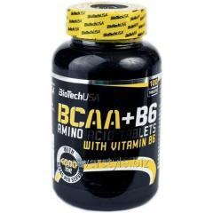 Аминокислота BCAA + B6 (100 таблетс)