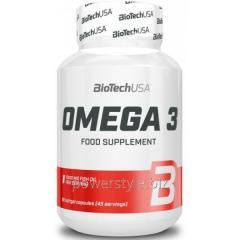 Минералы Omega 3 (90 капсул)