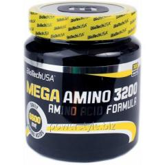 Аминокислота Mega Amino 3200 (300 таблетс)