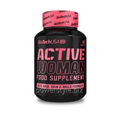 Витамины Active Woman (60 таблетс)
