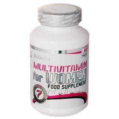 Витамины Multivitamin for Women (60 таблетс)