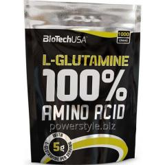 Аминокислота 100% L-Glutamine (1 кг)