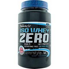 Протеин Iso Whey Zero (908 грамм)