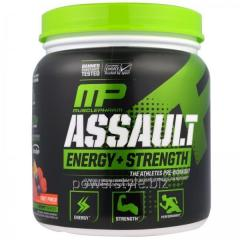Cмесь Assault Energy+Strength (333 грамм)