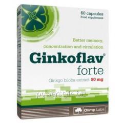 Минералы Ginkoflav Forte (60 капсул)