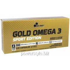 Минералы Gold Omega Sport Edition (120 капсул)