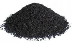 Crumb rubber for production of RTI, a crumb for