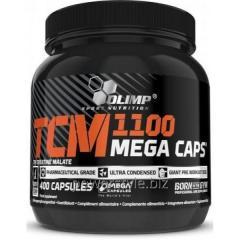 Креатин TCM Mega Caps 1100 (400 капсул)