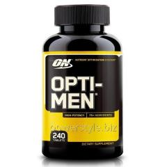 Витамины Opti-Men (240 таблетс)