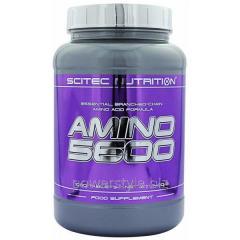 Аминокислота Amino 5600 (1000 таблетс)