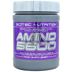 Аминокислота Amino 5600 (200 таблетс)