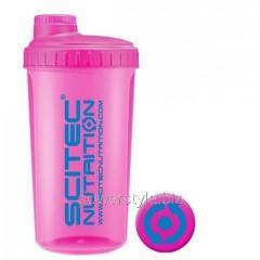Шейкер Shaker Scitec Розовый NEON (700 мл)