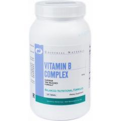 Минералы Vitamin B Complex (100 таблетс)