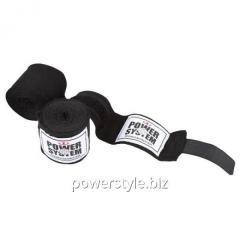Бинты для бокса BOXING Wraps 4м PS-3404 Black