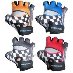 Велосипедные перчатки FC -1005 MIKE 4 Black