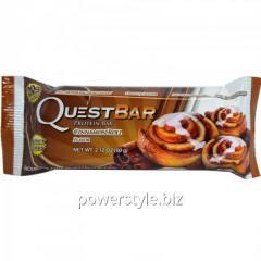 Спортивный батончик Quest Protein Bar булочка с