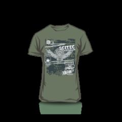 Футболка T-shirt Made of Iron Green
