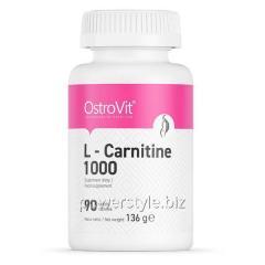 Жиросжигатель L- Carnitine 1000 (90 таблетс)