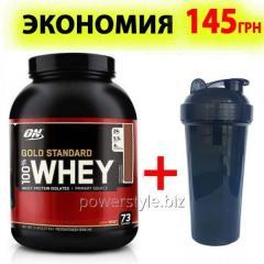 Протеин Комплект товаров №431703