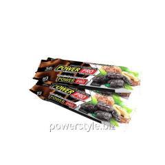 Батончик Power Pro 36% орех Nutella чернослив и