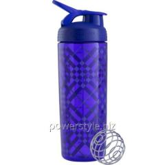 Шейкер Sleek c шариком 820 ml - (Purple...