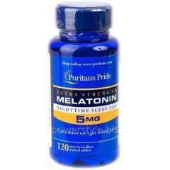 Минералы Melatonin 5 mg (120 таблетс)