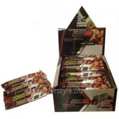 Блок батончиков Power Pro 36% орех Nutella (60 грамм) - 20 шт