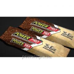Block of bars Power Pro MOKACHINO 36% (60 grams) -