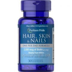 Витамины Hair, Skin & Nails One Per Day