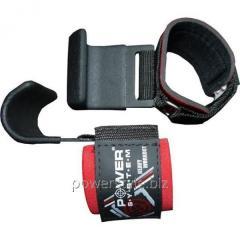 Крюки для тяги на запястья HARDCORE HOOKS PS - 3310