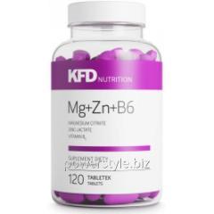 Минералы Mg + Zn + B6 (120 таблетс)