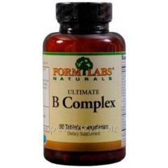 Минералы Ultimate B-Complex (90 таблетс)