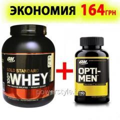 Протеин Комплект товаров №925563