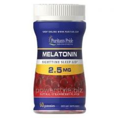 Минералы Melatonin Gummy 2.5 mg 60 конфет