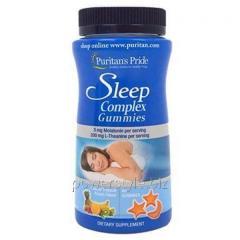 Минералы Sleep Complex Gummies - 60 конфет