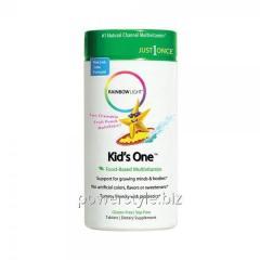 Минералы Kid's One 30 chewable tablets