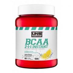 Аминокислота UNS BCAA 2:1:1 INSTANT, 500 ГРАММ