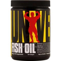 Витамины Universal Nutrition Fish Oil (100 капс)