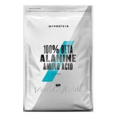 Аминокислота MYPROTEIN BETA ALANINE, 250 гр