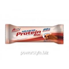Спортивный батончик ASN 70g Cinnamon Protein Bar (Корица)